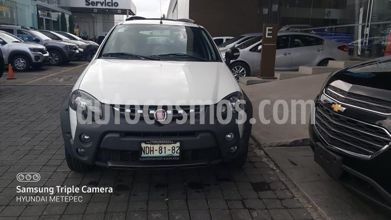 Fiat Palio 5P 1.6L usado (2019) color Blanco precio $229,000