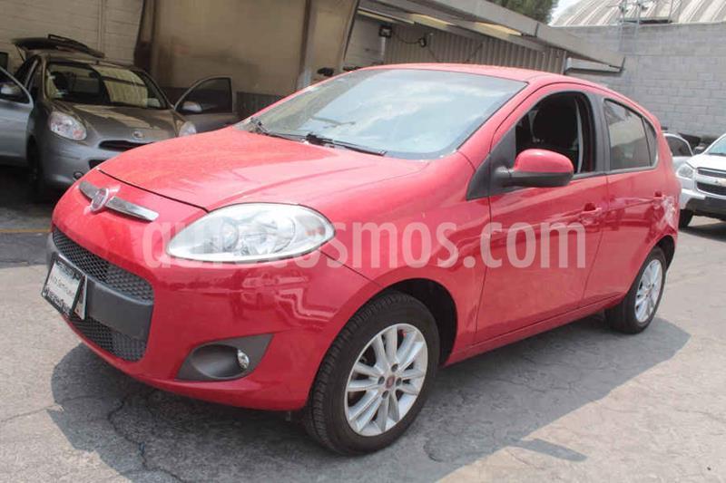 Fiat Palio Essence usado (2015) color Rojo precio $119,000
