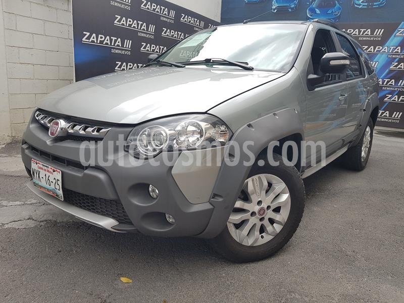 Fiat Palio 1.8R 3P Pack 1 usado (2016) color Verde precio $135,000