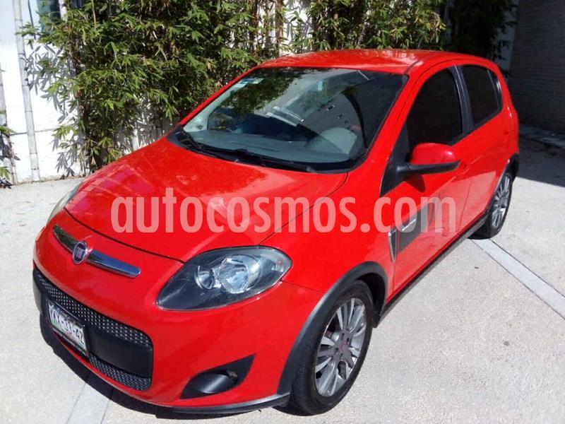 Fiat Palio Sporting usado (2016) color Rojo precio $137,000