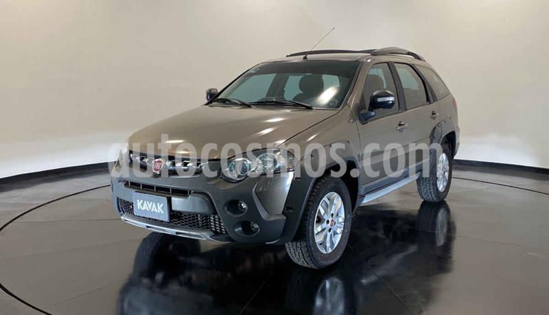 Fiat Palio 5P 1.6L usado (2017) color Cafe precio $169,999