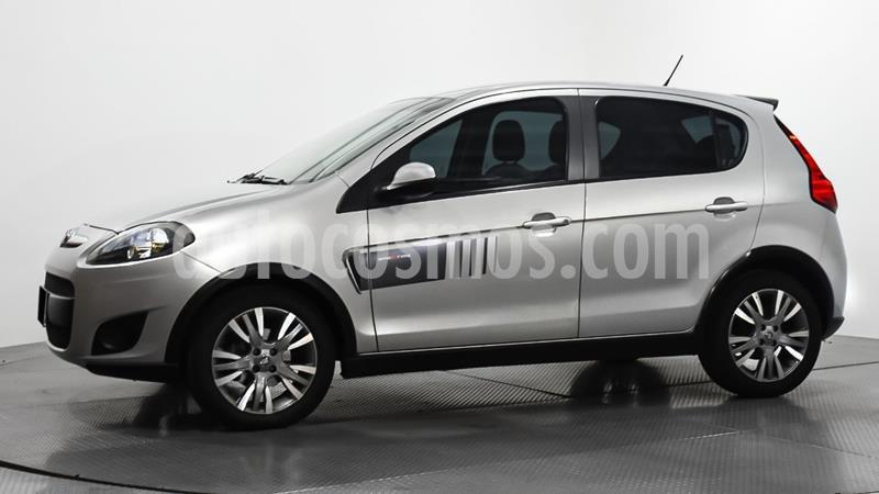 Fiat Palio Sporting usado (2016) color Plata Dorado precio $129,000