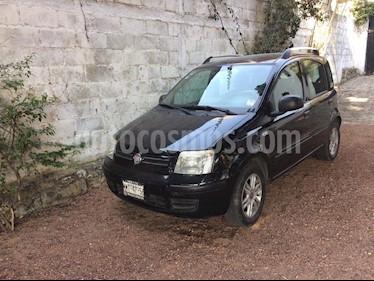 Foto venta Auto usado Fiat Panda 1.2L Dynamic (2012) color Negro precio $85,000