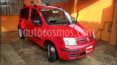 Foto venta Auto usado Fiat Panda 1.2L Dynamic (2011) color Rojo precio $60,000