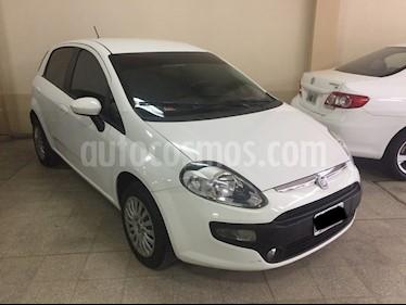 Foto venta Auto usado Fiat Punto - (2013) color Blanco precio $230.000