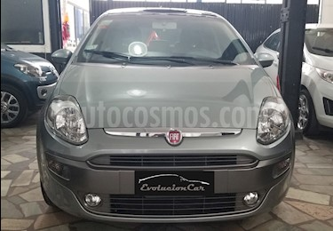 Foto venta Auto Usado Fiat Punto - (2014) color Gris precio $307.000