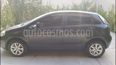 FIAT Punto 5P 1.4 Attractive Pack Top usado (2015) color Negro Vesubio precio $350.000