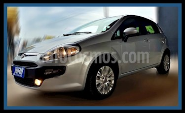 Foto FIAT Punto 5P 1.4 Attractive Pack Top usado (2016) color Gris Claro precio $485.000