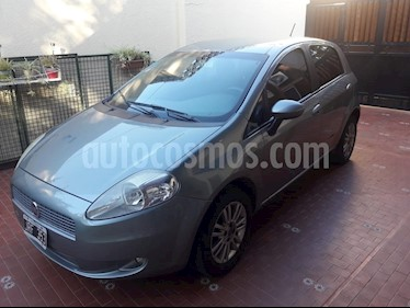 FIAT Punto 5P 1.4 Attractive Top II usado (2011) color Gris Scandium precio $170.000