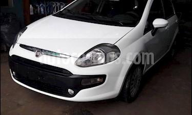 Foto venta Auto usado Fiat Punto 5P 1.4 Attractive (2013) color Blanco
