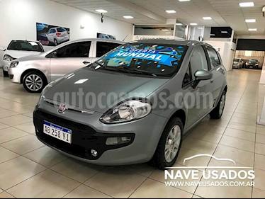 Foto venta Auto Usado Fiat Punto 5P 1.4 Attractive (2017) color Gris