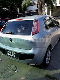 Foto venta Auto usado Fiat Punto 5P 1.4 Attractive (2014) color Gris Cromo precio $230.000