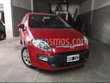 Foto venta Auto usado Fiat Punto 5P 1.4 Attractive (2013) color Rojo precio $195.000