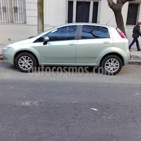 Foto venta Auto usado FIAT Punto 5P 1.4 ELX Top (2010) color Verde Lagoon precio $220.000