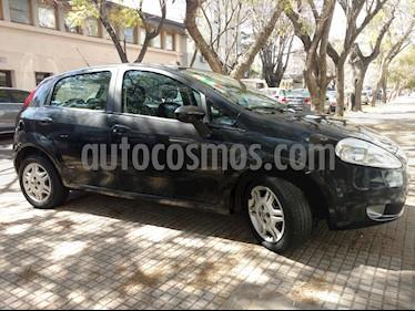 Foto venta Auto usado FIAT Punto 5P 1.4 ELX (2008) color Negro precio $190.000