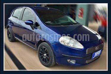 Foto venta Auto usado Fiat Punto 5P 1.4 ELX (2008) color Azul precio $180.000