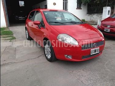 Foto venta Auto Usado Fiat Punto 5P 1.4 ELX (2008) color Rojo precio $160.000