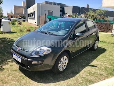 Foto venta Auto Usado Fiat Punto 5P 1.4 ELX (2016) color Gris Oscuro precio $430.000