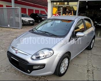Foto venta Auto Usado Fiat Punto 5P 1.4 ELX (2015) color Gris Claro precio $285.000