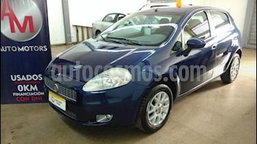 Foto venta Auto Usado Fiat Punto 5P 1.4 ELX (2007) color Azul precio $160.000