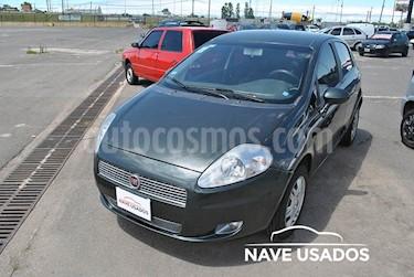 Foto venta Auto usado Fiat Punto 5P 1.4 ELX (2010) color Gris precio $178.000
