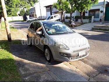 Foto venta Auto usado FIAT Punto 5P 1.6 Essence Emotion (2013) color Gris Cromo precio $295.000