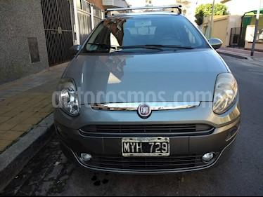 FIAT Punto 5P 1.6 Essence usado (2013) color Gris Cromo precio $360.000