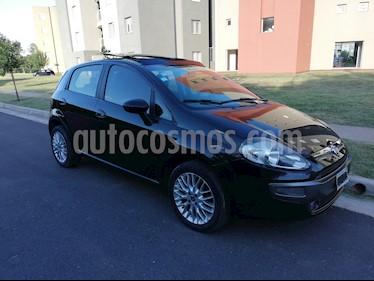 Foto venta Auto usado FIAT Punto 5P 1.6 Essence (2013) color Negro Vesubio precio $280.000