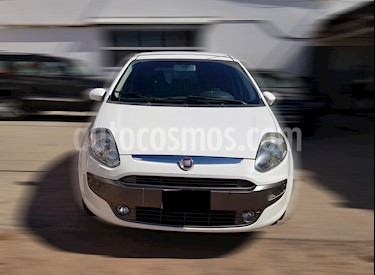 Foto venta Auto usado Fiat Punto 5P 1.6 Essence (2013) color Blanco Kalahari precio $139.800