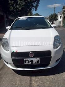 FIAT Punto 5P 1.6 Essence usado (2011) color Blanco Banchisa precio $235.000