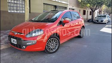 FIAT Punto 5P 1.6 Sporting usado (2013) color Rojo precio $480.000