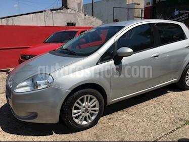 Foto venta Auto usado FIAT Punto 5P ELX 1.4 Top II (2012) color Gris Claro precio $245.000
