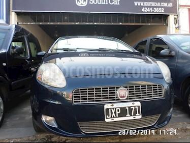 Foto venta Auto usado Fiat Punto 5P ELX 1.4 Top II (2011) color Azul precio $229.000