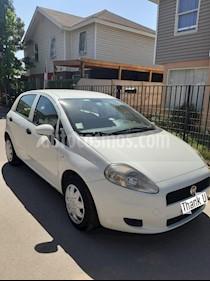 FIAT Punto Active 1.4L  usado (2013) color Blanco precio $4.180.000