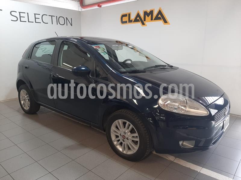FIAT Punto 5P 1.4 Attractive usado (2011) color Azul precio $590.000