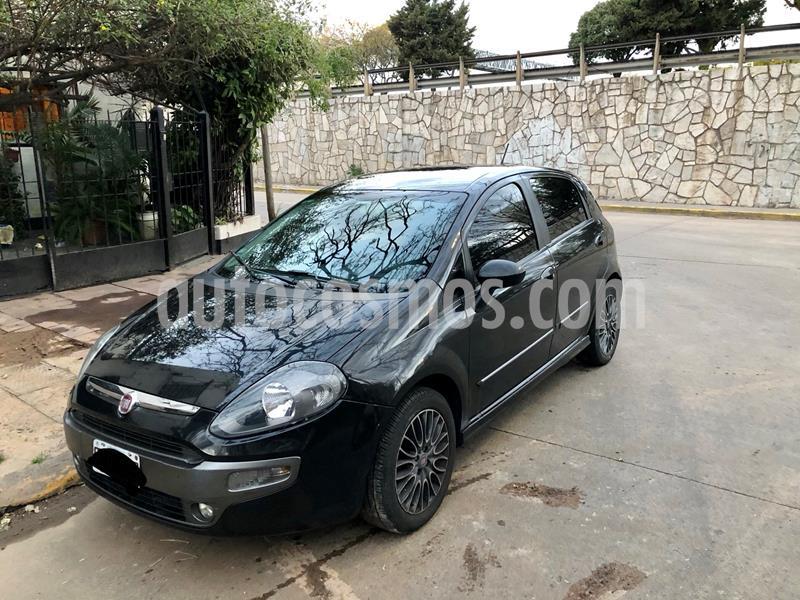 FIAT Punto 5P 1.6 Sporting usado (2013) color Negro Vesubio precio $545.000