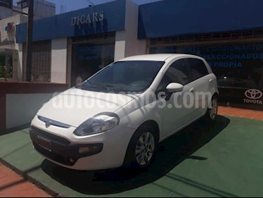 FIAT Punto 5P Attractive Pack Top usado (2013) color Blanco precio $395.000