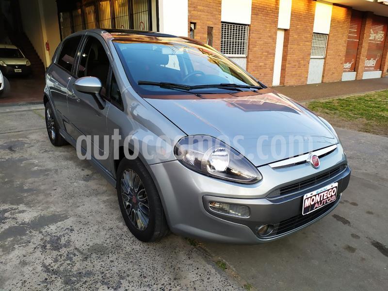 FIAT Punto 5P 1.6 Sporting usado (2014) color Gris Scandium precio $850.000