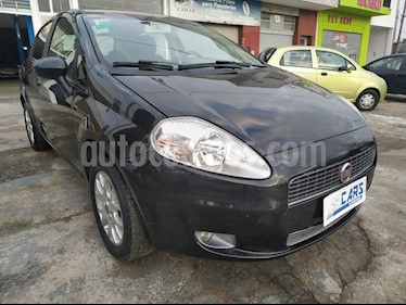 FIAT Punto 5P 1.4 ELX usado (2010) color Negro Vesubio precio $379.000