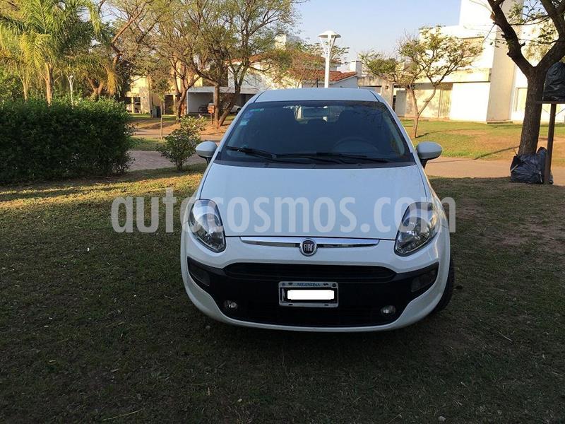 FIAT Punto 5P 1.4 Attractive usado (2013) color Blanco precio $700.000