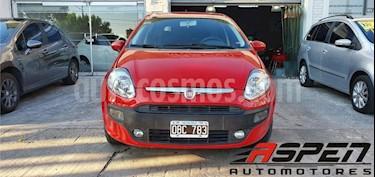 FIAT Punto 5P 1.4 Attractive usado (2014) color Rojo precio $380.000