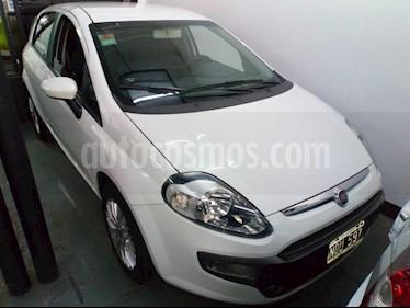 FIAT Punto 5P 1.6 Essence usado (2014) color Blanco precio $245.000