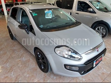 FIAT Punto 5P 1.4 Attractive Pack Top usado (2016) color Gris Claro precio $485.000