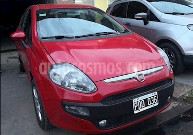 FIAT Punto 5P 1.4 Attractive Pack Top usado (2015) color Rojo Alpine precio $380.000