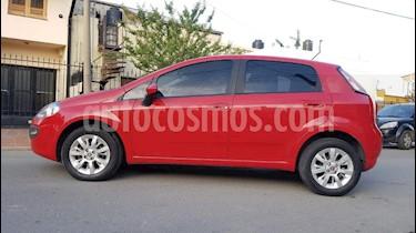 FIAT Punto 5P Attractive Pack Top usado (2013) color Rojo precio $380.000