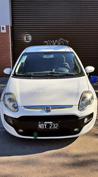 FIAT Punto 5P 1.4 Attractive Pack Top usado (2014) color Blanco Banchisa precio $500.000