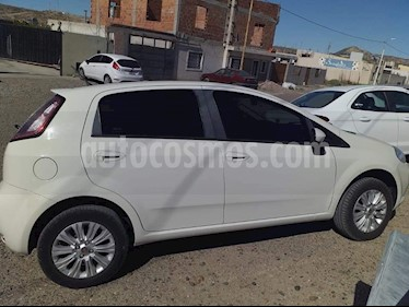 FIAT Punto 5P 1.4 Attractive Pack Top usado (2016) color Blanco precio $470.000
