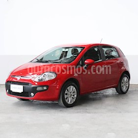 FIAT Punto 5P 1.4 Attractive Pack Top usado (2015) color Rojo precio $572.000