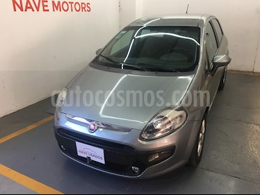 FIAT Punto 5P 1.4 Attractive Pack Top usado (2015) color Gris precio $460.000