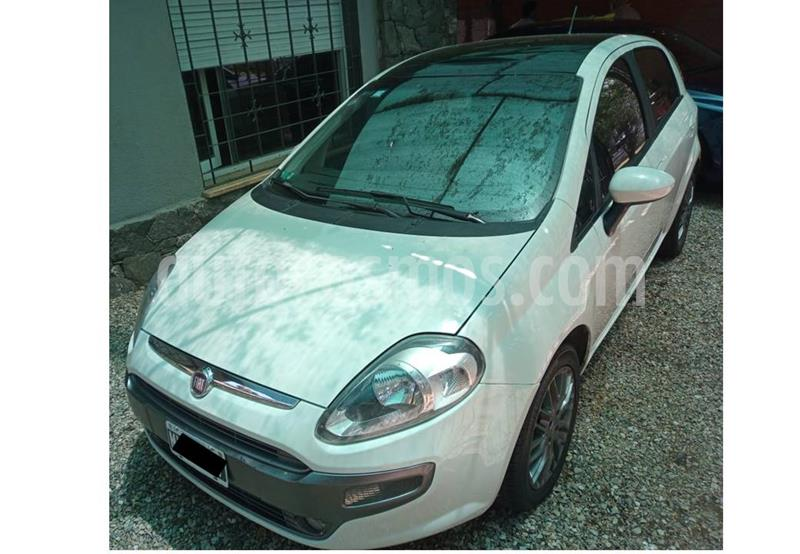 FIAT Punto 5P 1.6 Essence Emotion usado (2013) color Beige Savannah precio $750.000